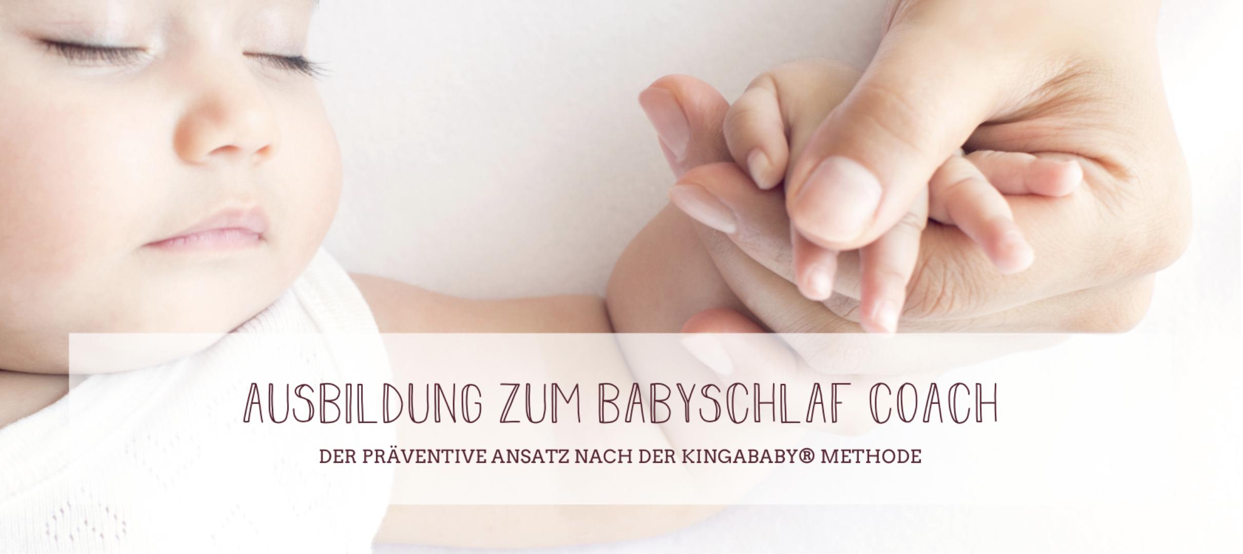 KingaBaby Schlafcoaching Baby Ausbildung