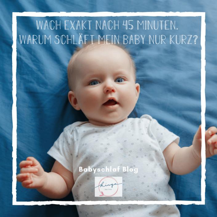 Baby schläft nur kurz KingaBaby